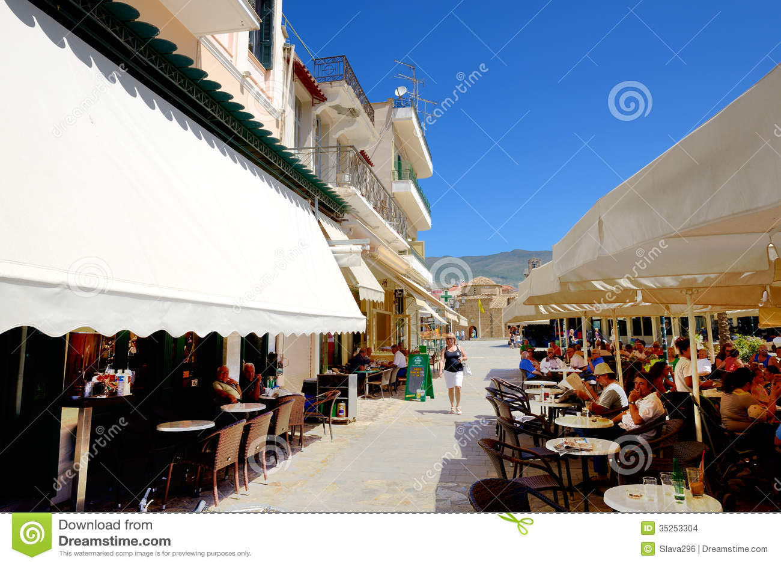 Kalamata greece City KALAMATA GREECE JUNE The