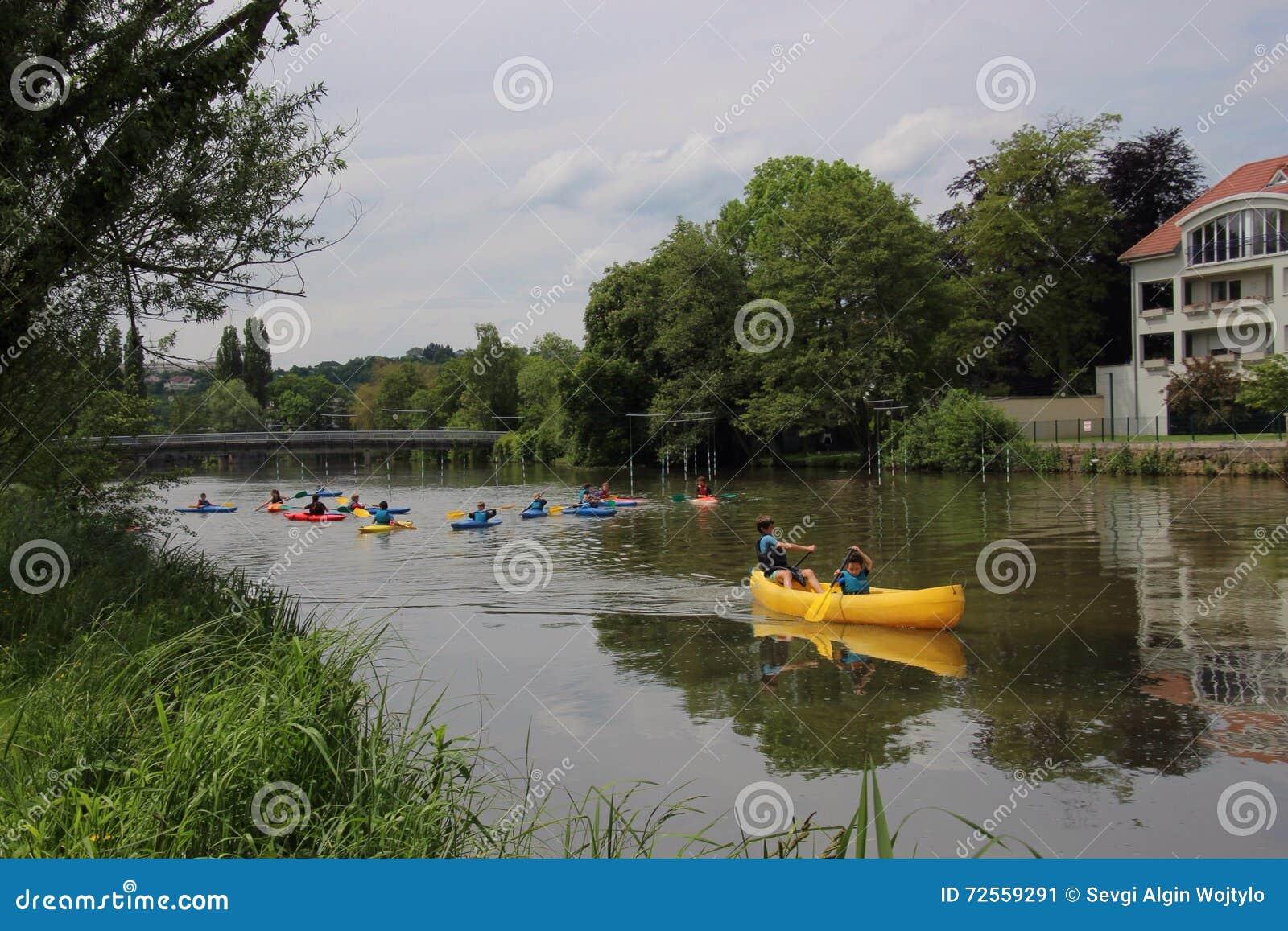 Outdoor water sport