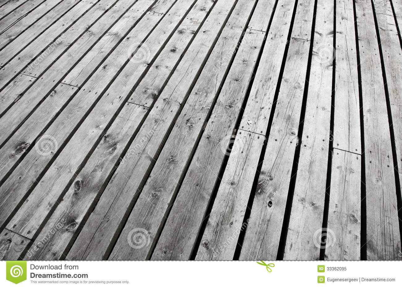 Outdoor White Wooden Floor Royalty Free Stock Photo - Image: 33362095