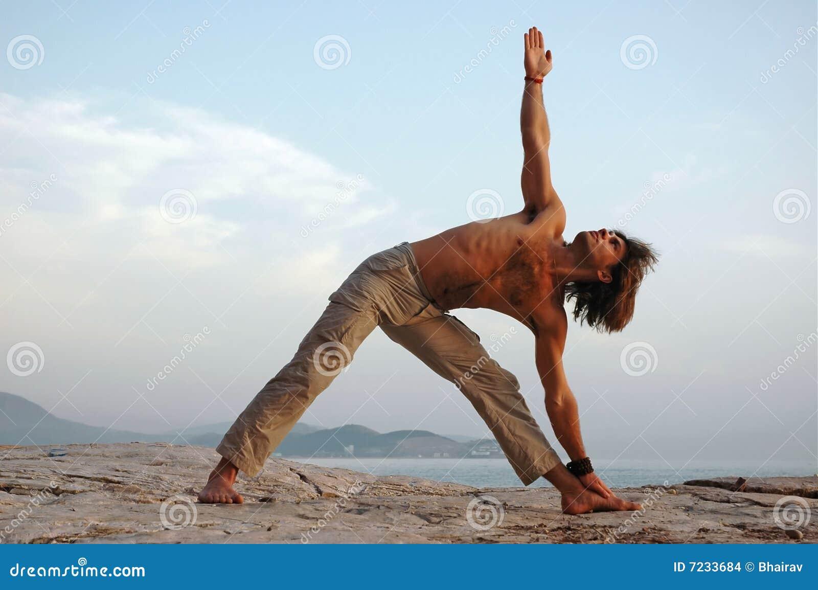 Outdoors йога