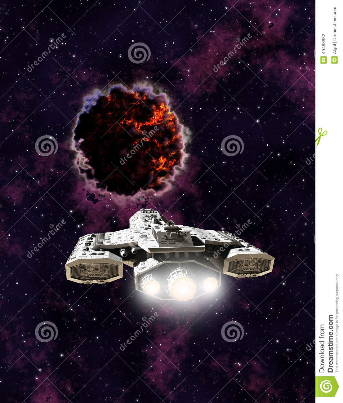 Outer space entity stock illustration image 49498682 for 3d outer space map