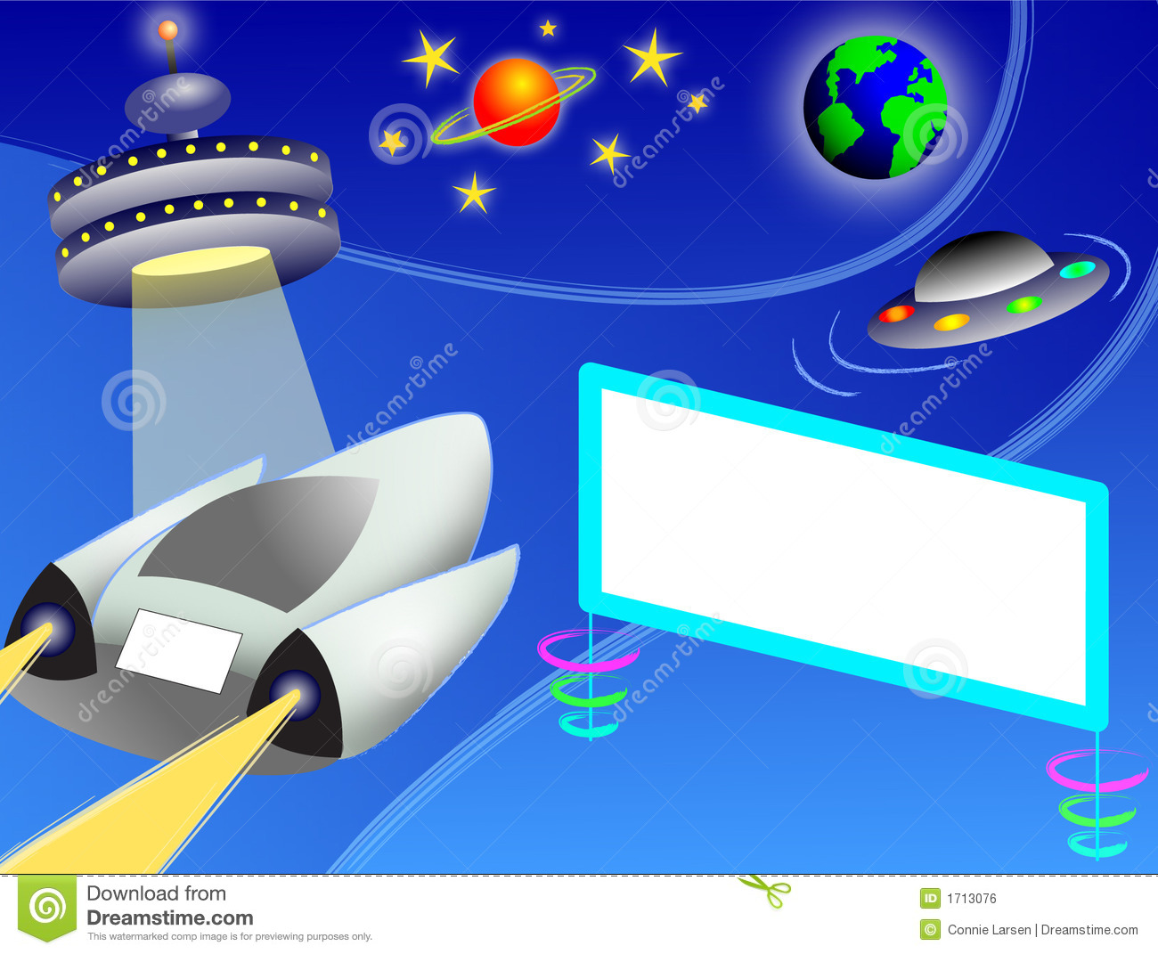 Outer Space Highway/eps