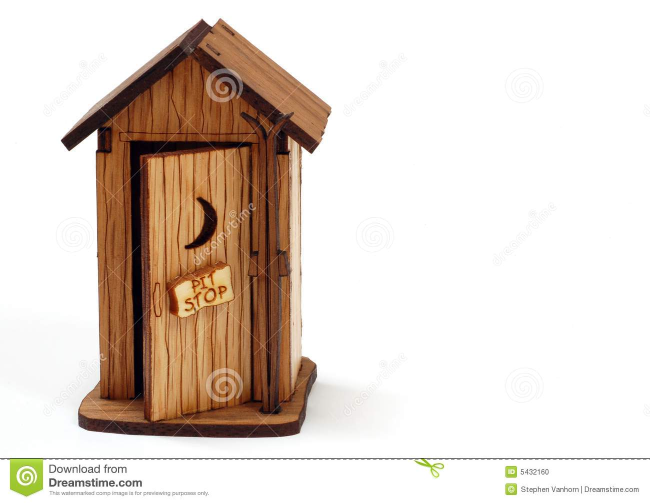 Outhouse Stock Photo Image Of Latrine Relieve Restroom 5432160