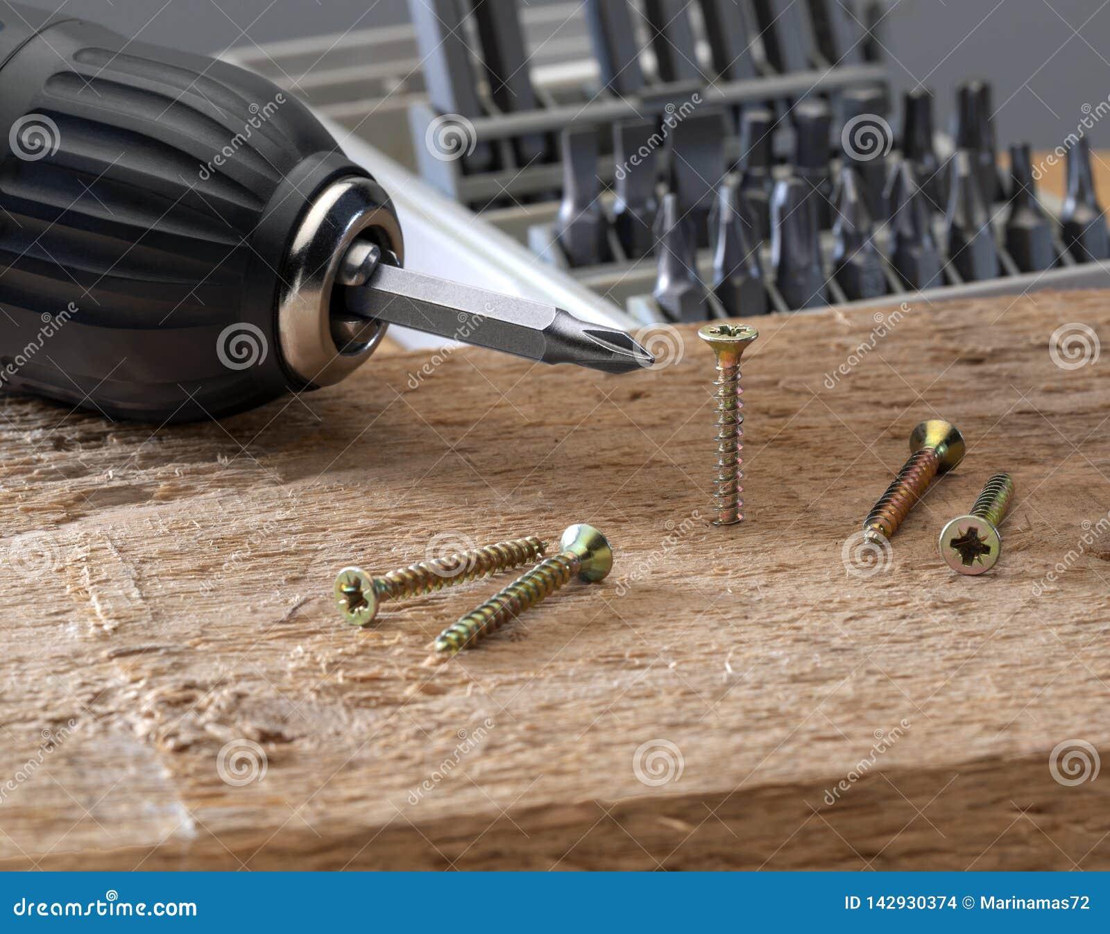 Outils de concept et travail de réparation