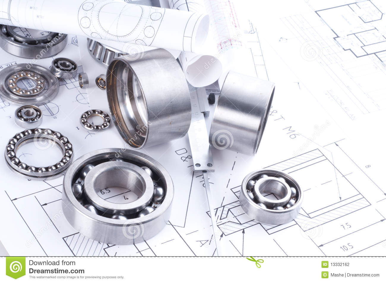 Outils de construction photographie stock image 13332162 for Outil de construction