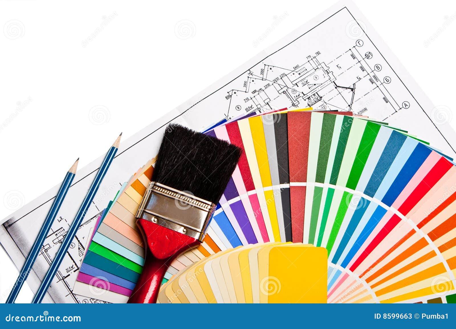 Outils et guide de couleur