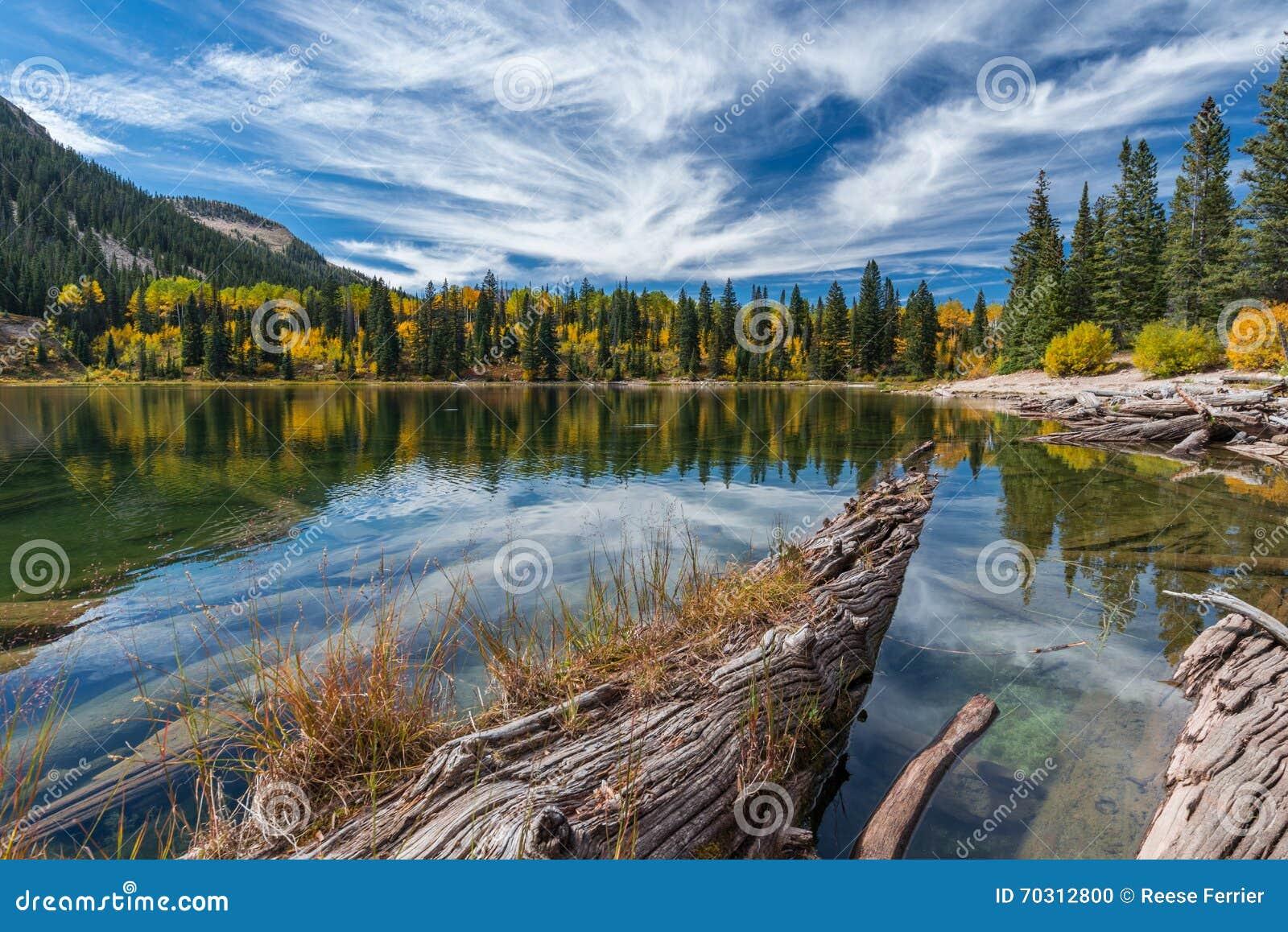Outono de Colorado