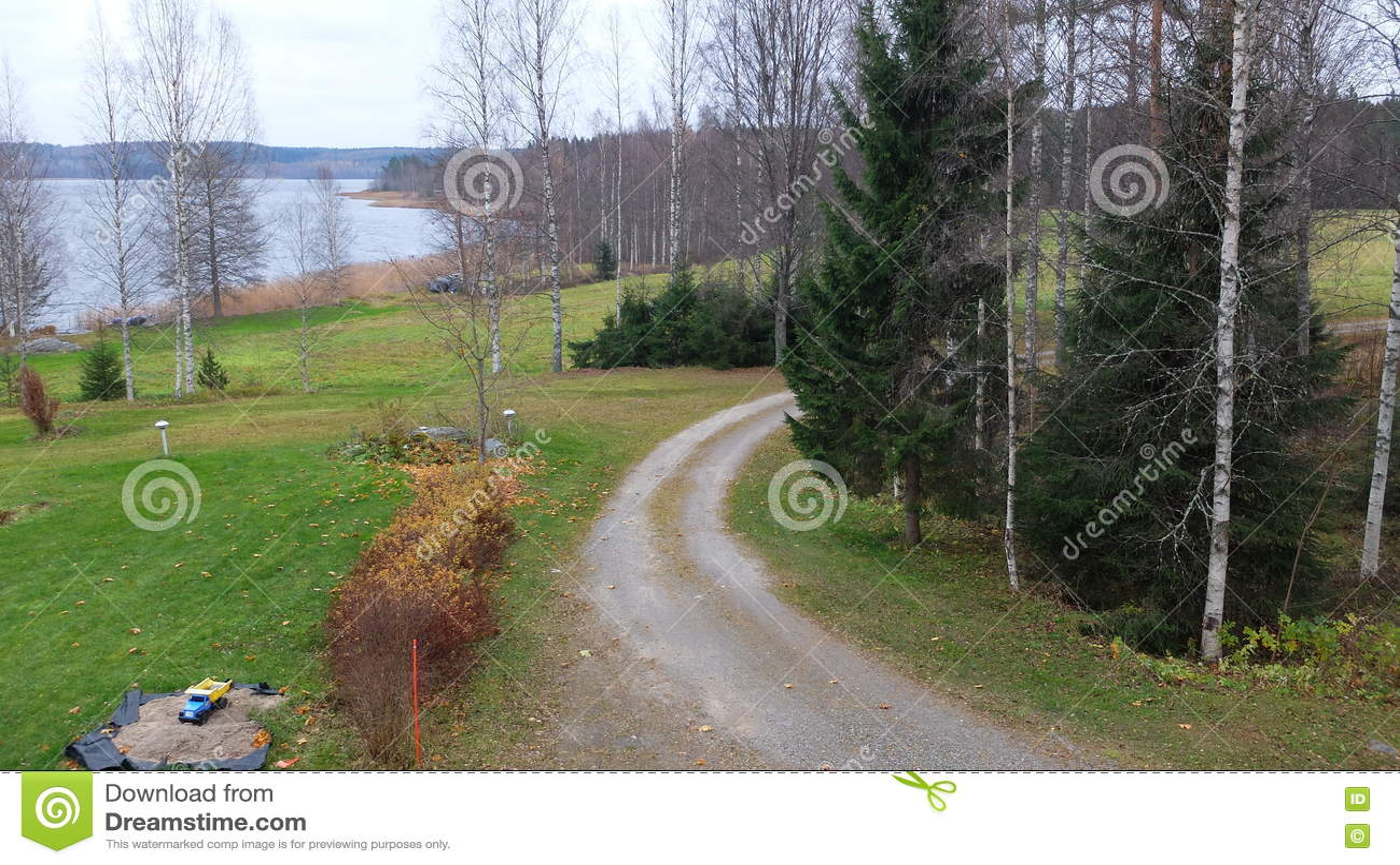 Outono em Finlandia