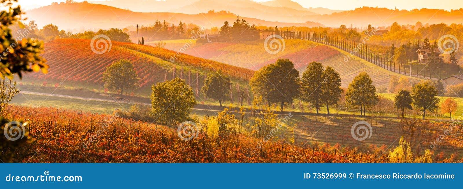 Outono em Italy
