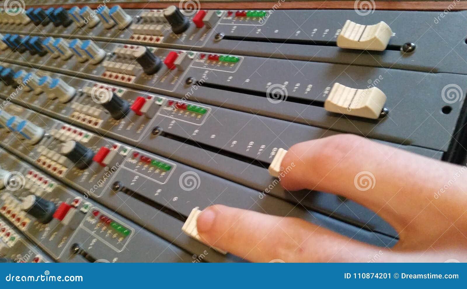 Output o Patchbay Estúdios de gravação em Inglaterra