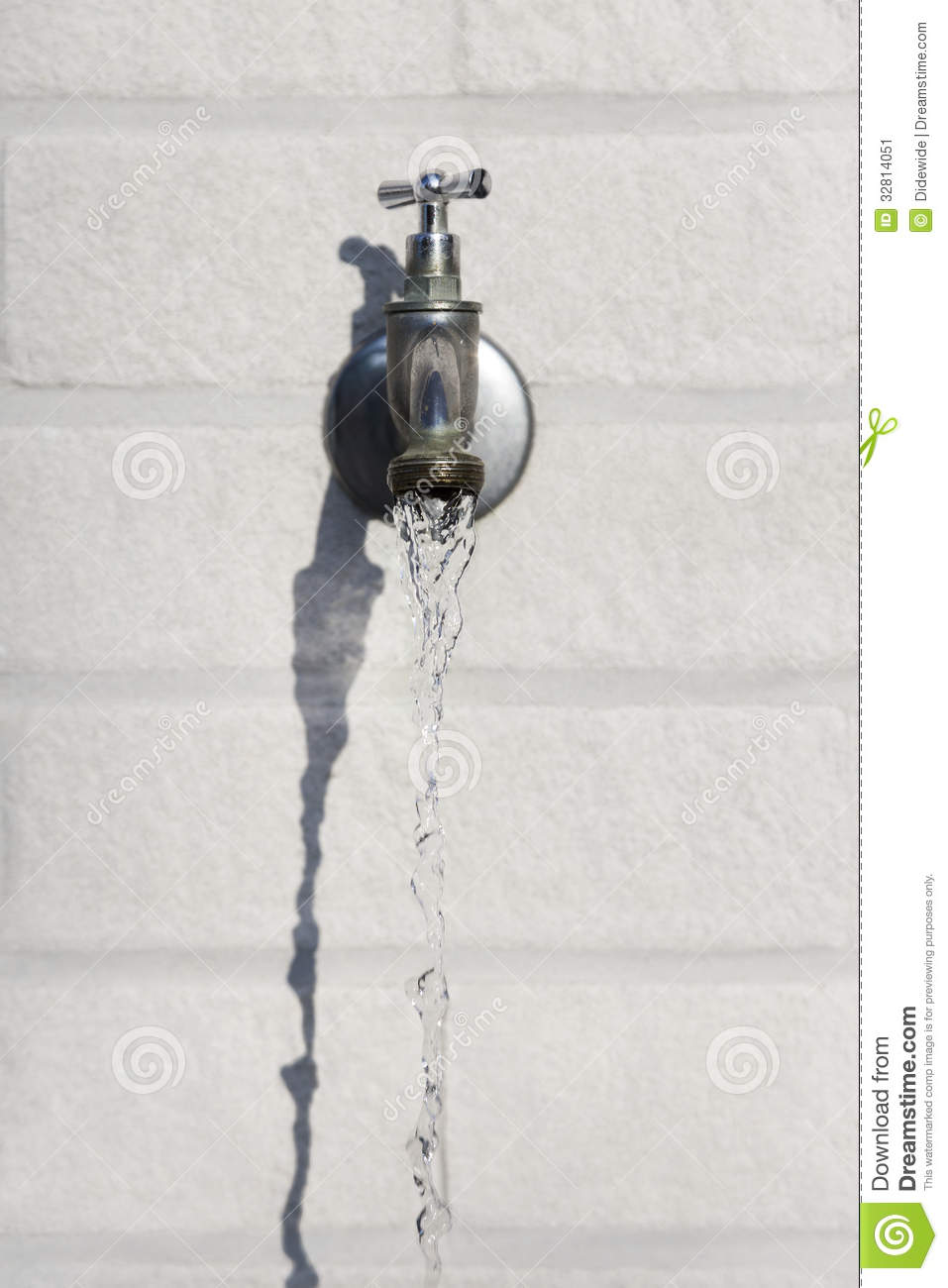 Nice Outside Water Tap