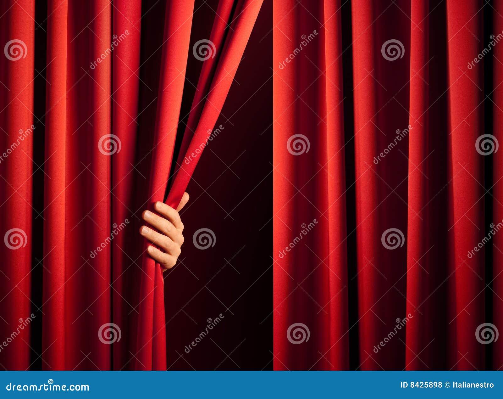 Ouverture du rideau