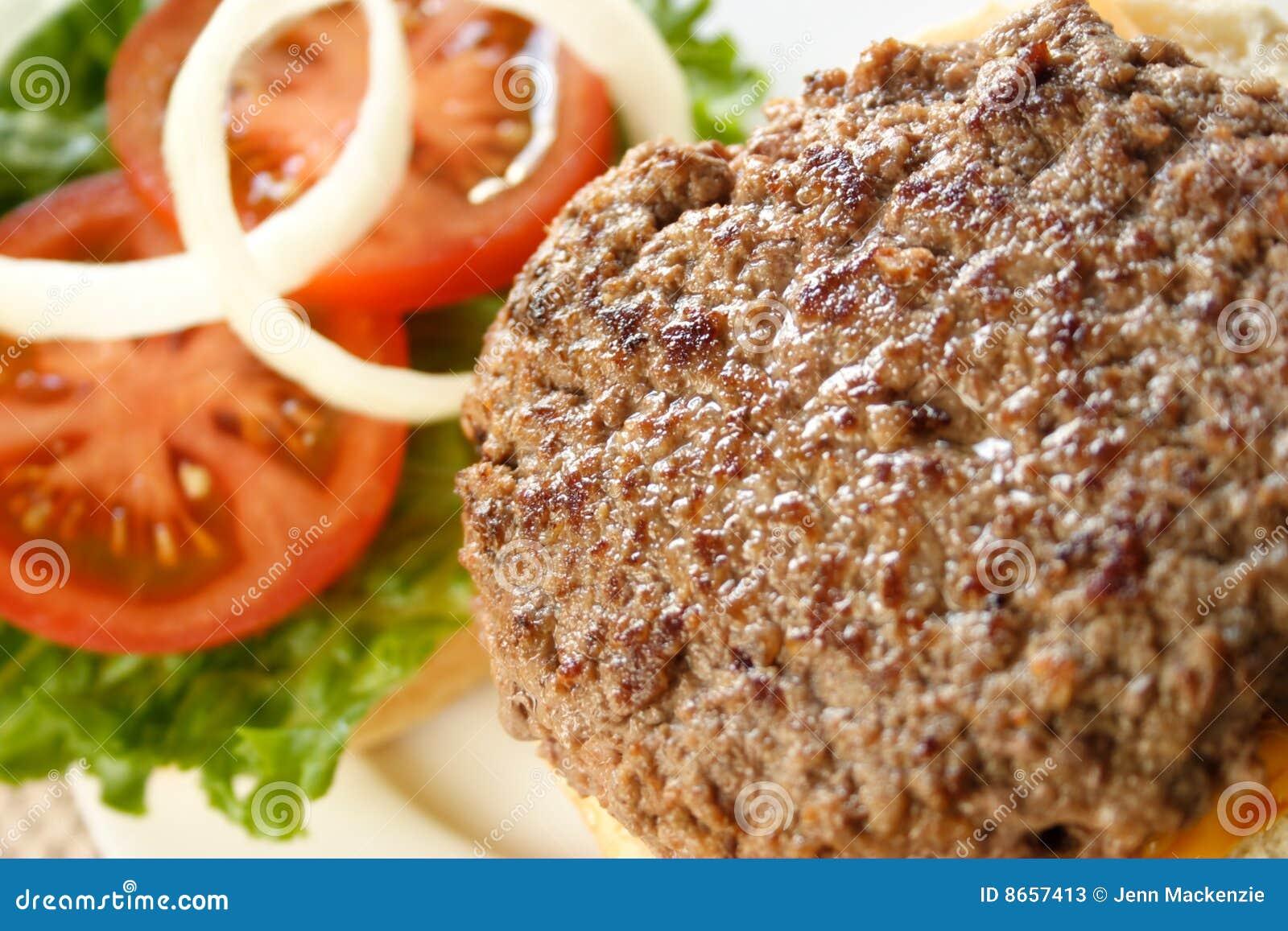 Ouvrez l hamburger