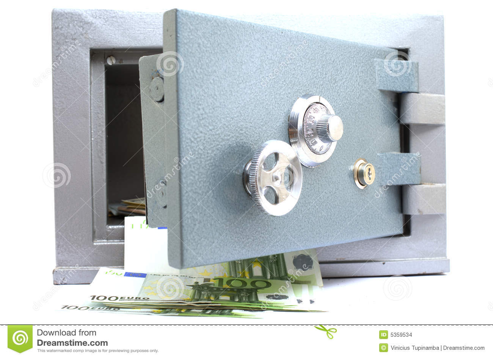 Ouvrez le coffre-fort