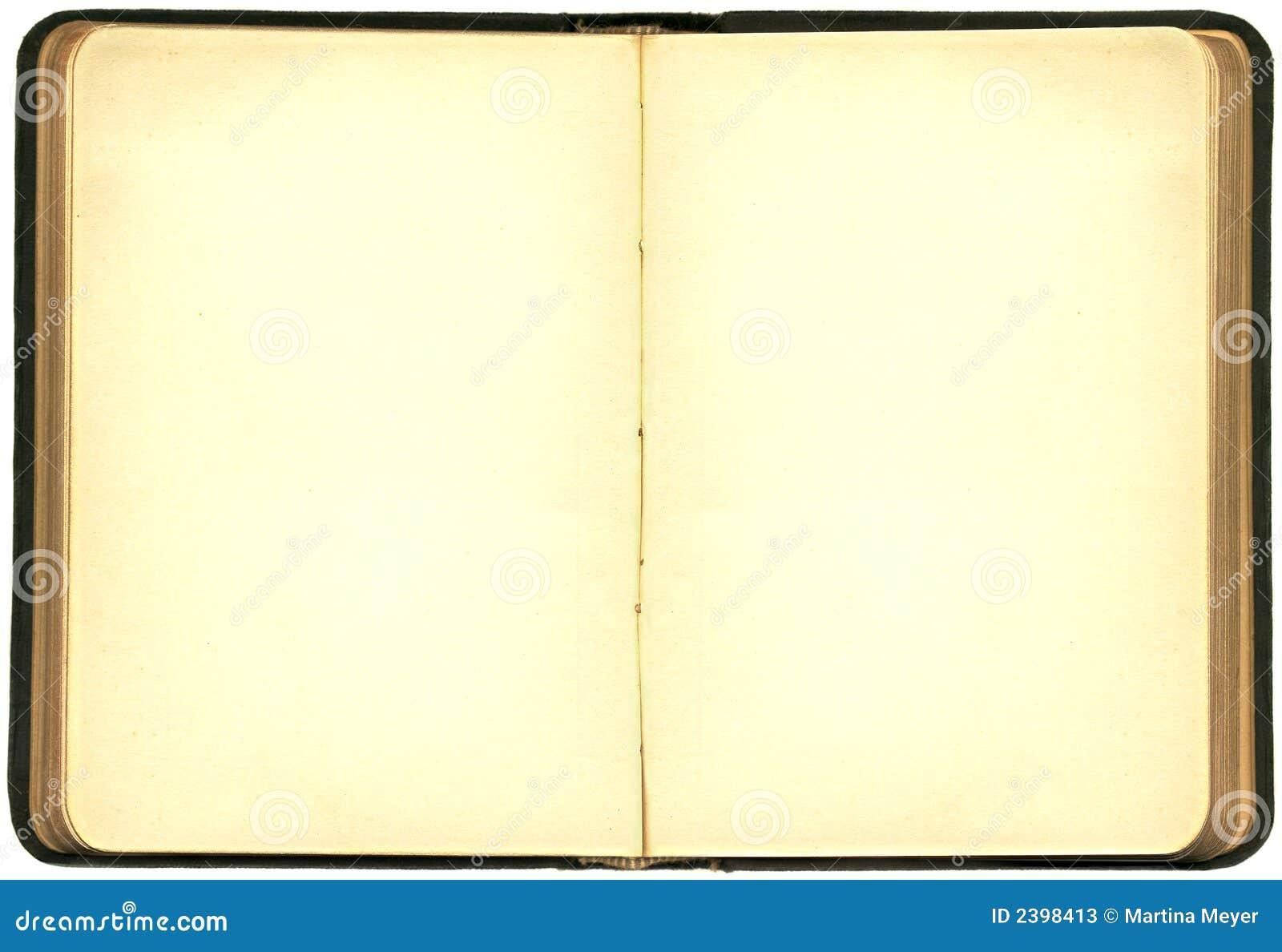 Ouvrez Le Livre Antique Xxl Image Stock Image Du Papier