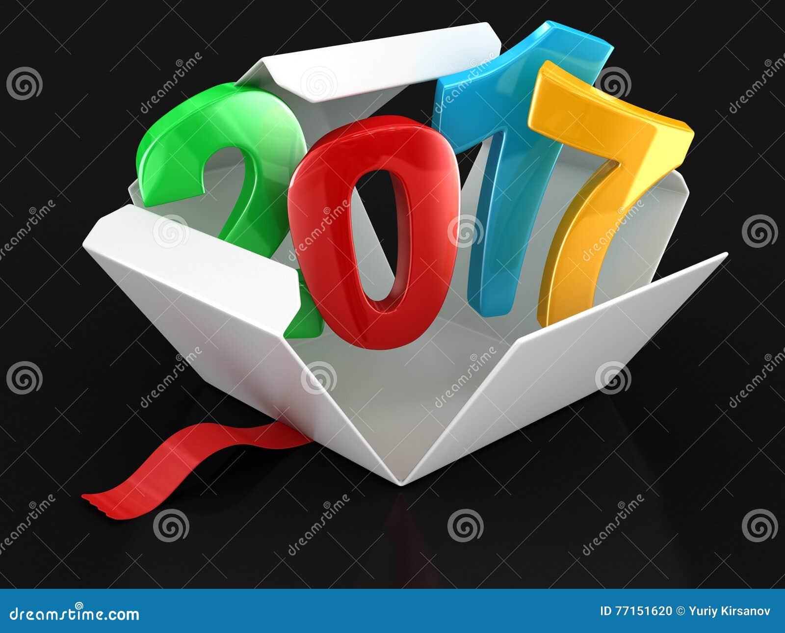 Ouvrez le paquet avec 2017