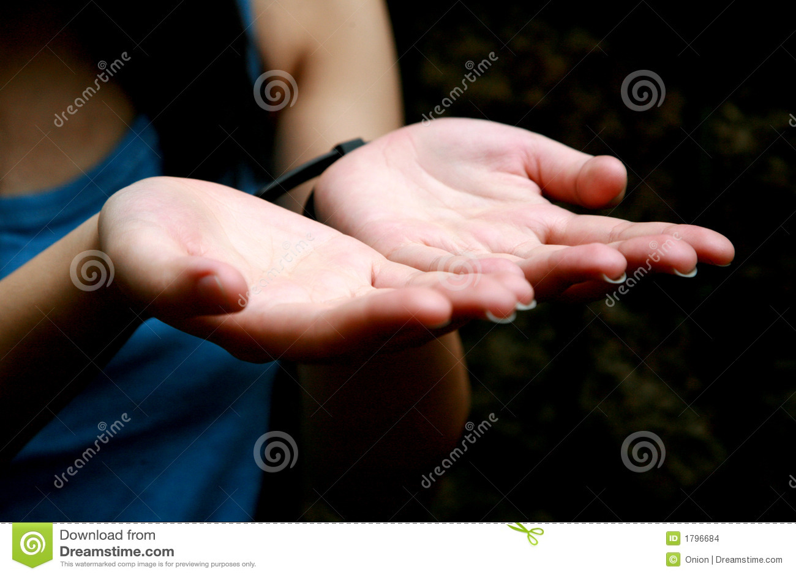 Ouvrez les mains