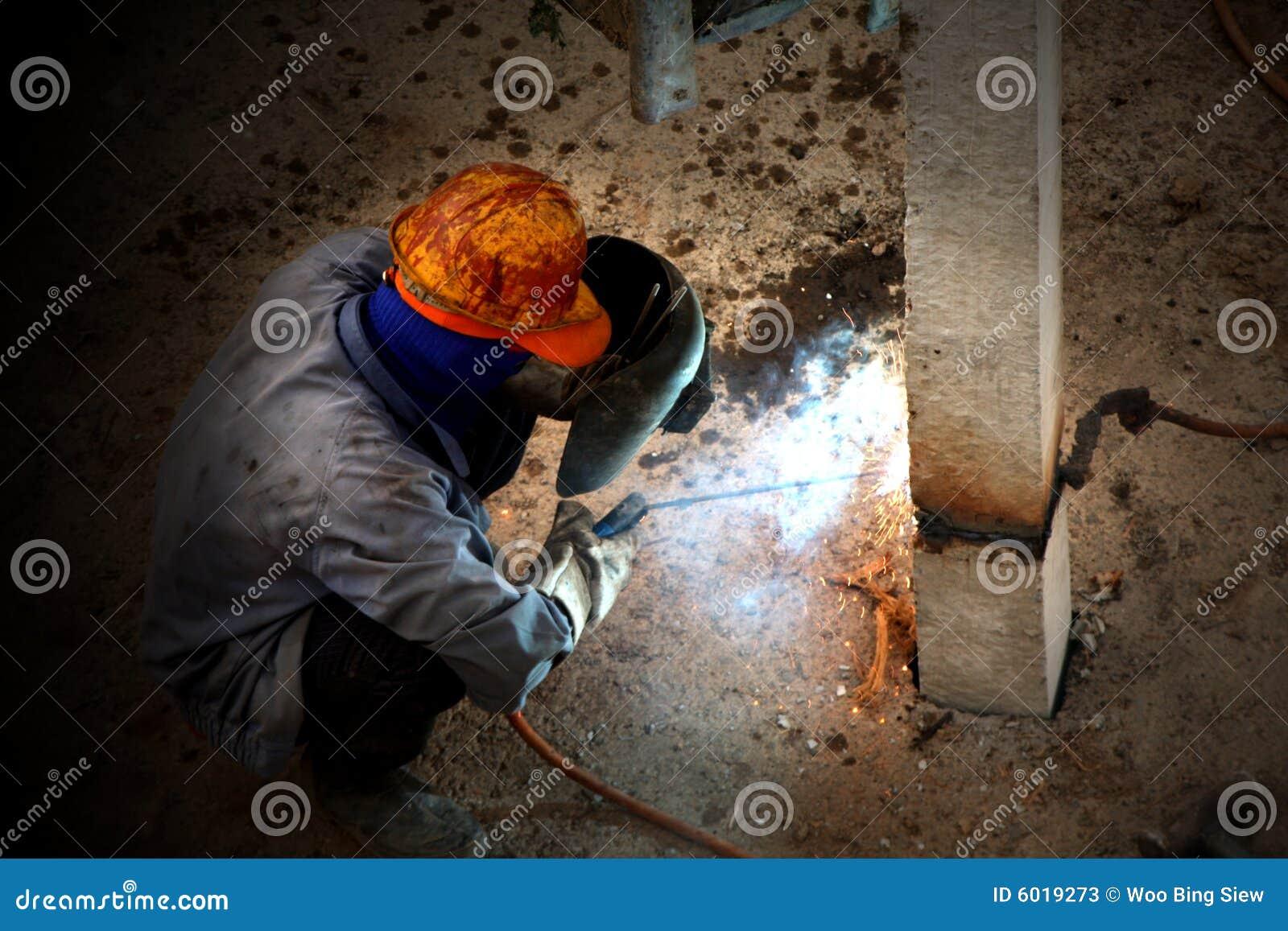 Ouvrier d industrie lourd