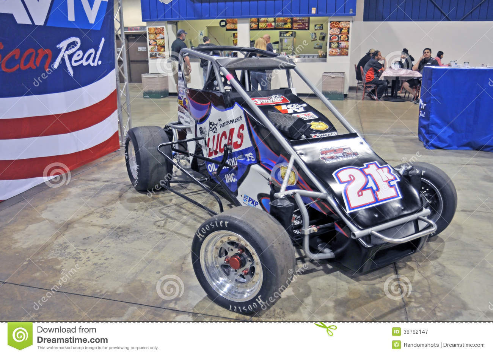 Oval Track Race Car editorial photography  Image of asphalt