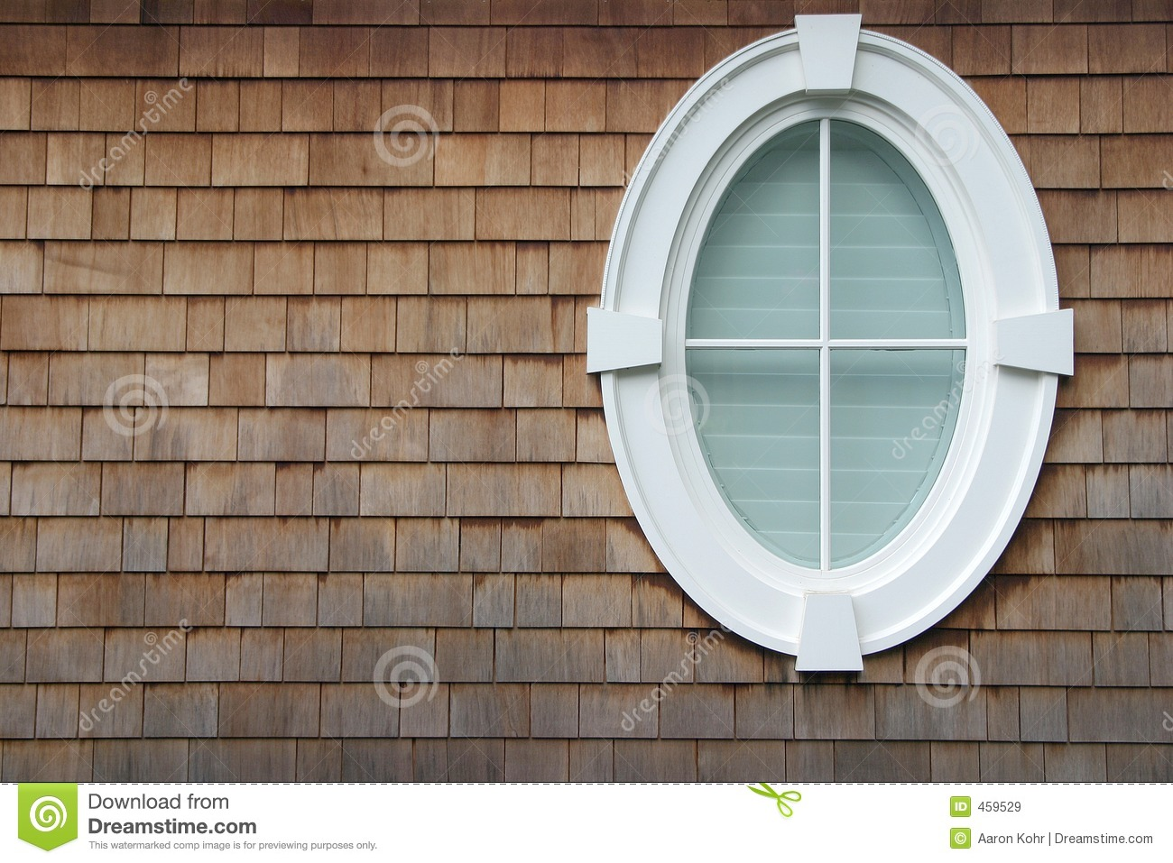 Oval Window Stock Image Image Of Home Elliptical Shaped