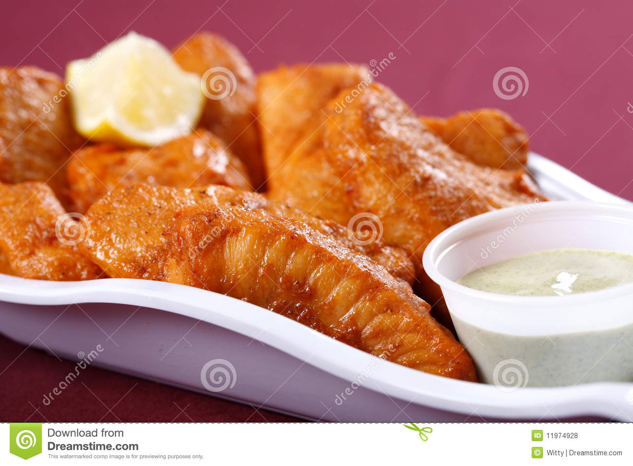 Oven baked fish royalty free stock photos image 11974928 for Oven baked fish