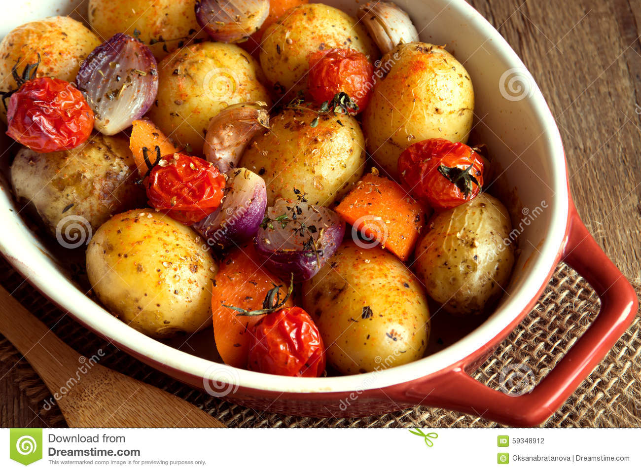 Oven Baked Vegetables Stock Photo - Image: 59348912 Relaxing Dog Music Audio