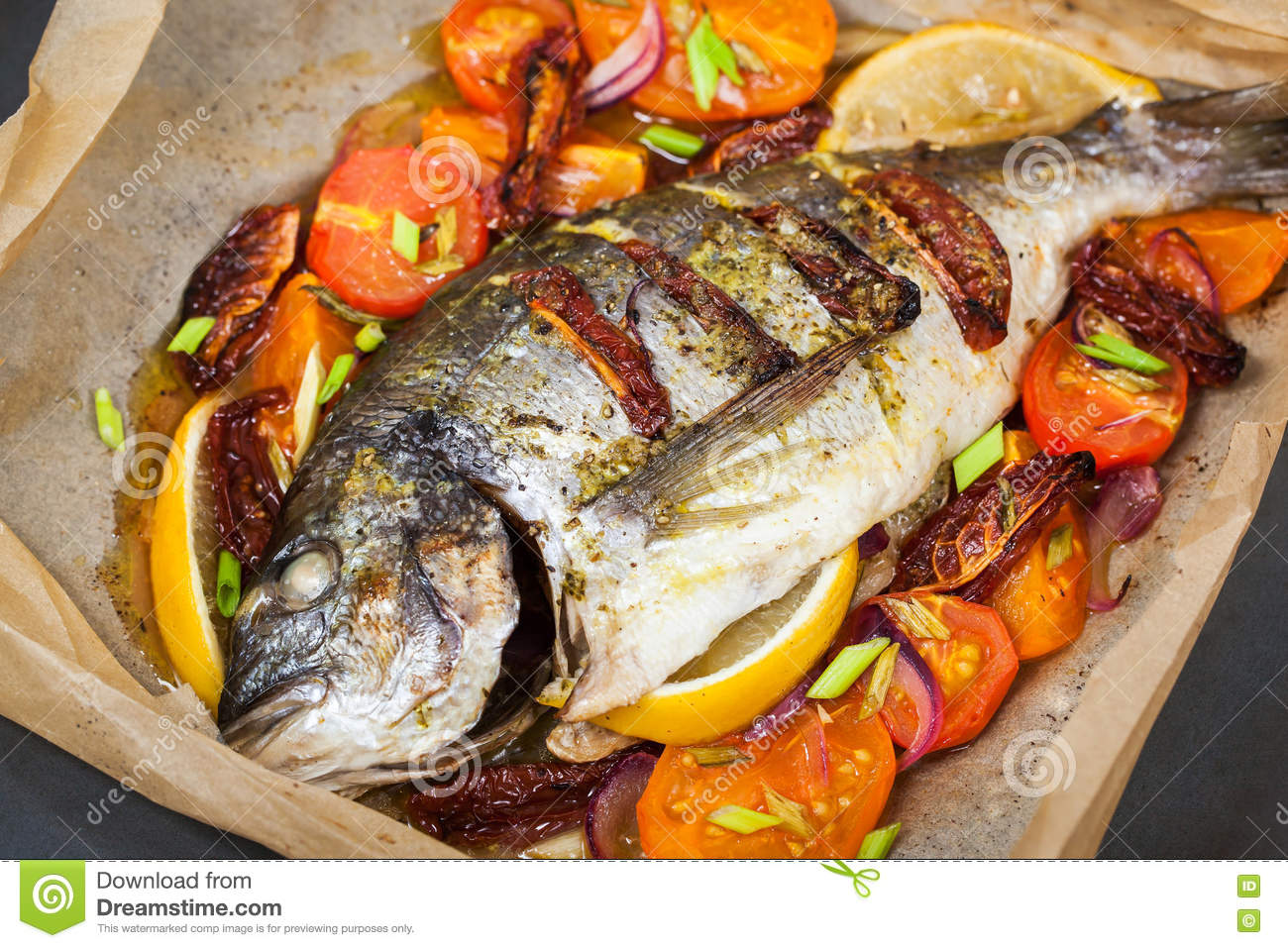 how to make whole fish in the oven