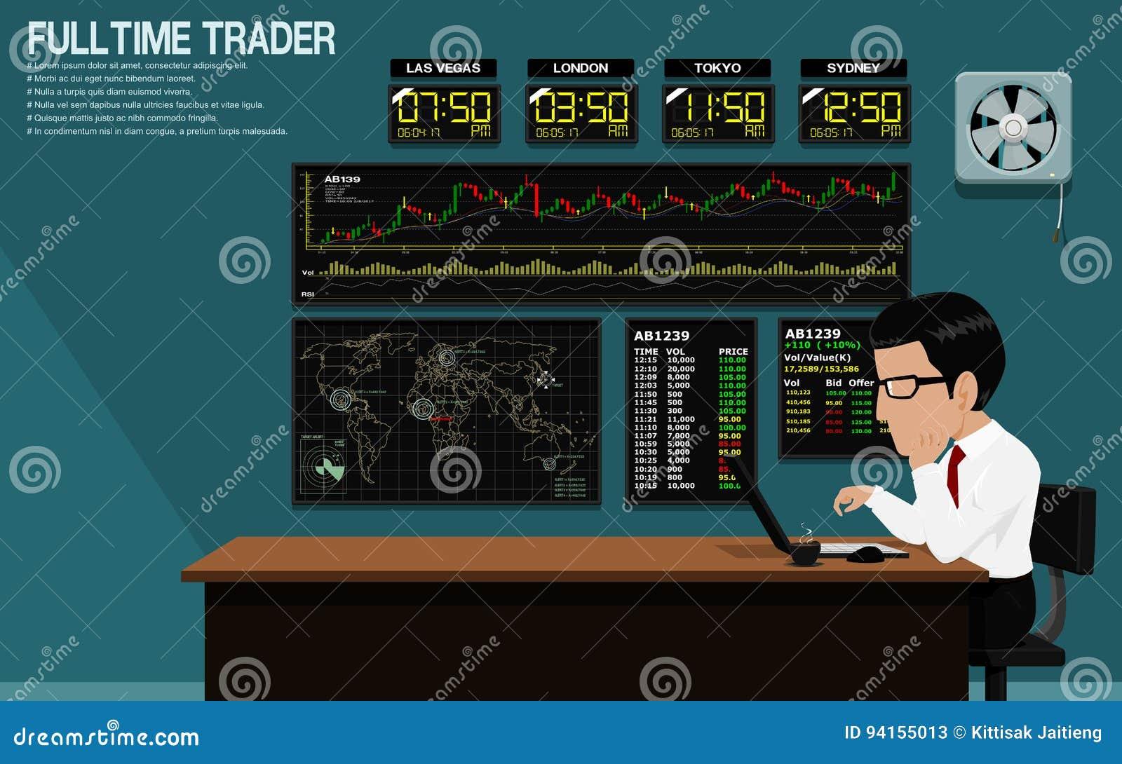 Over Nachthandelaar