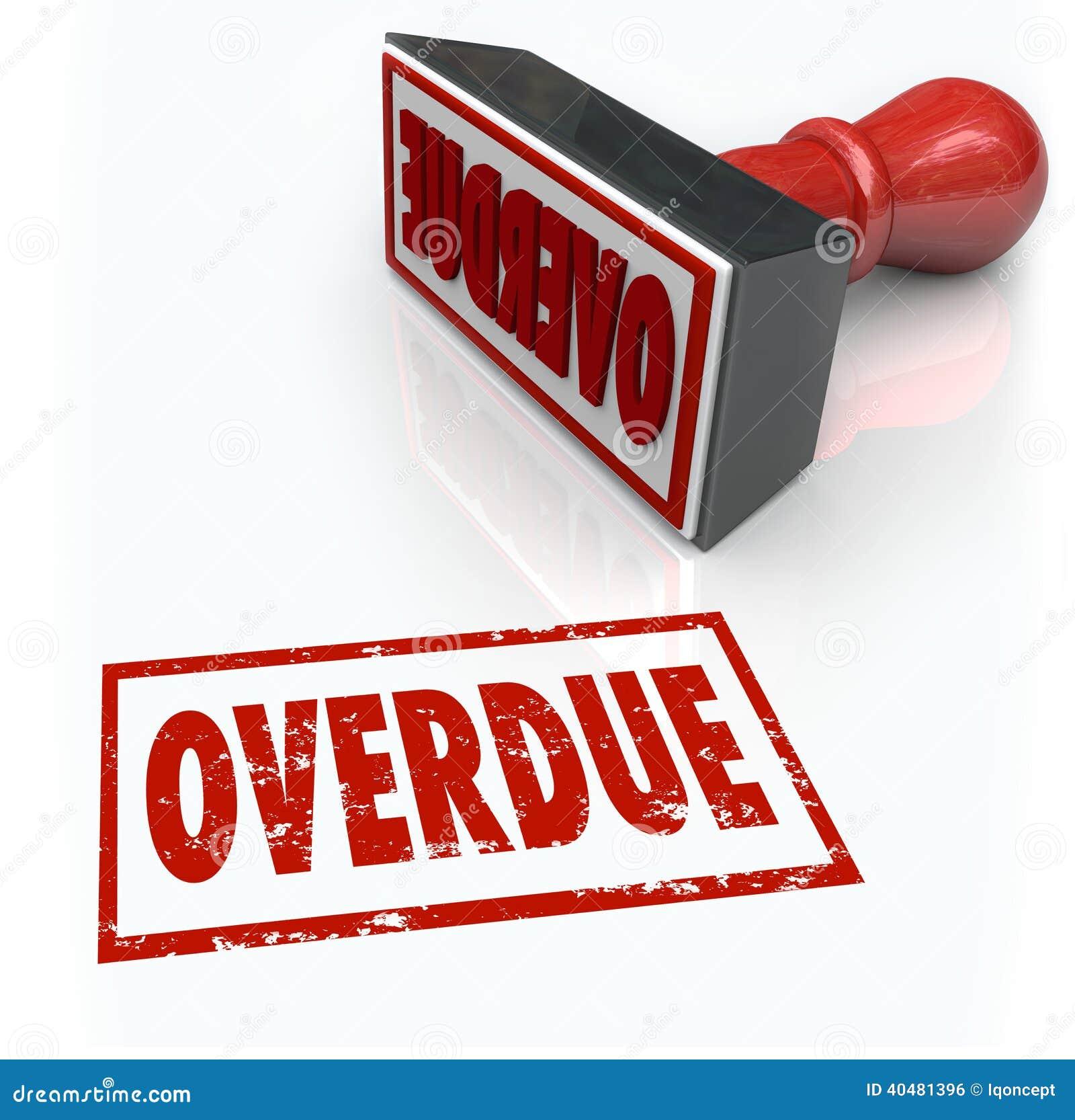 overdue stock illustrations 517 overdue stock illustrations