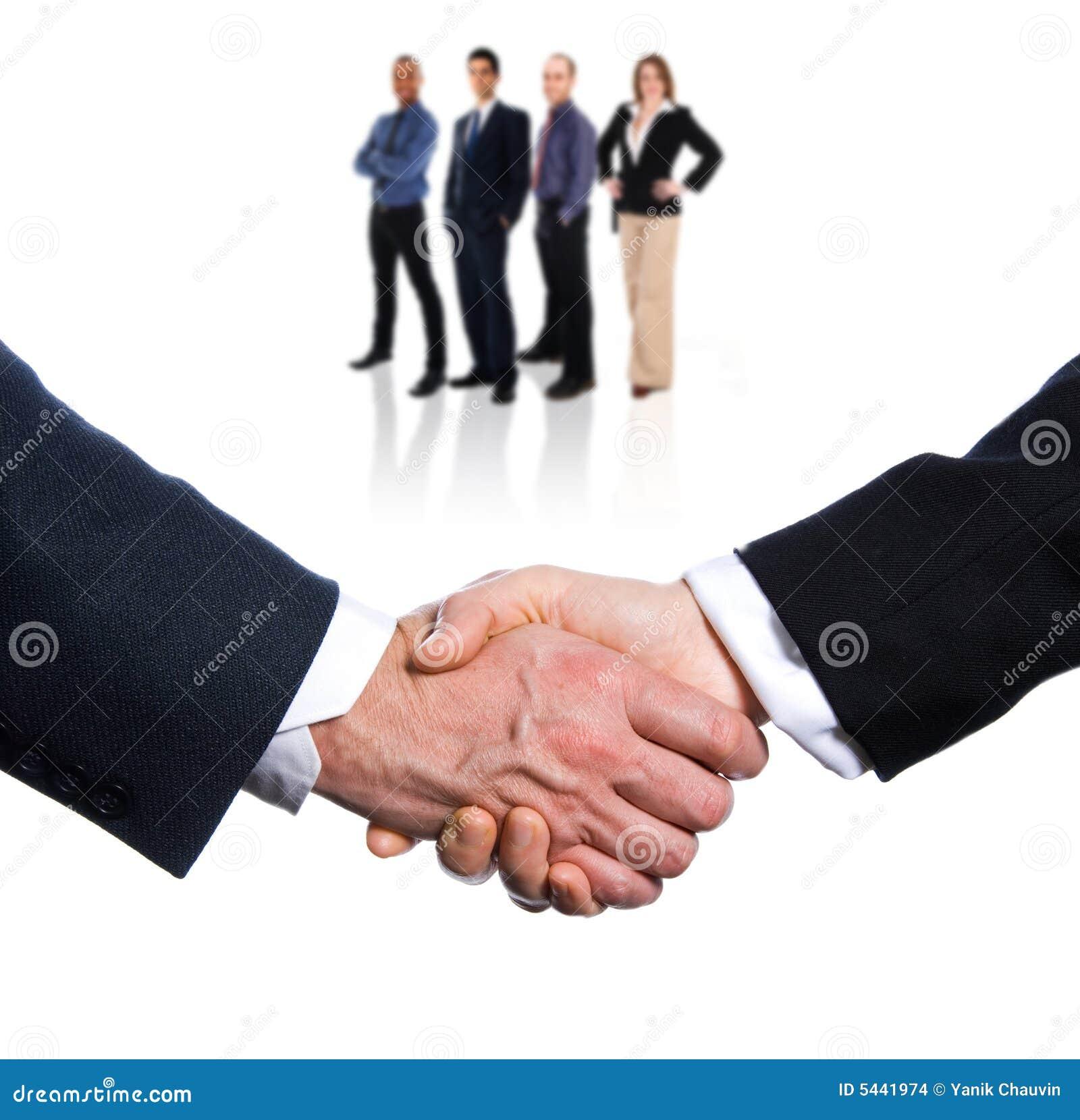 Overeenkomst!