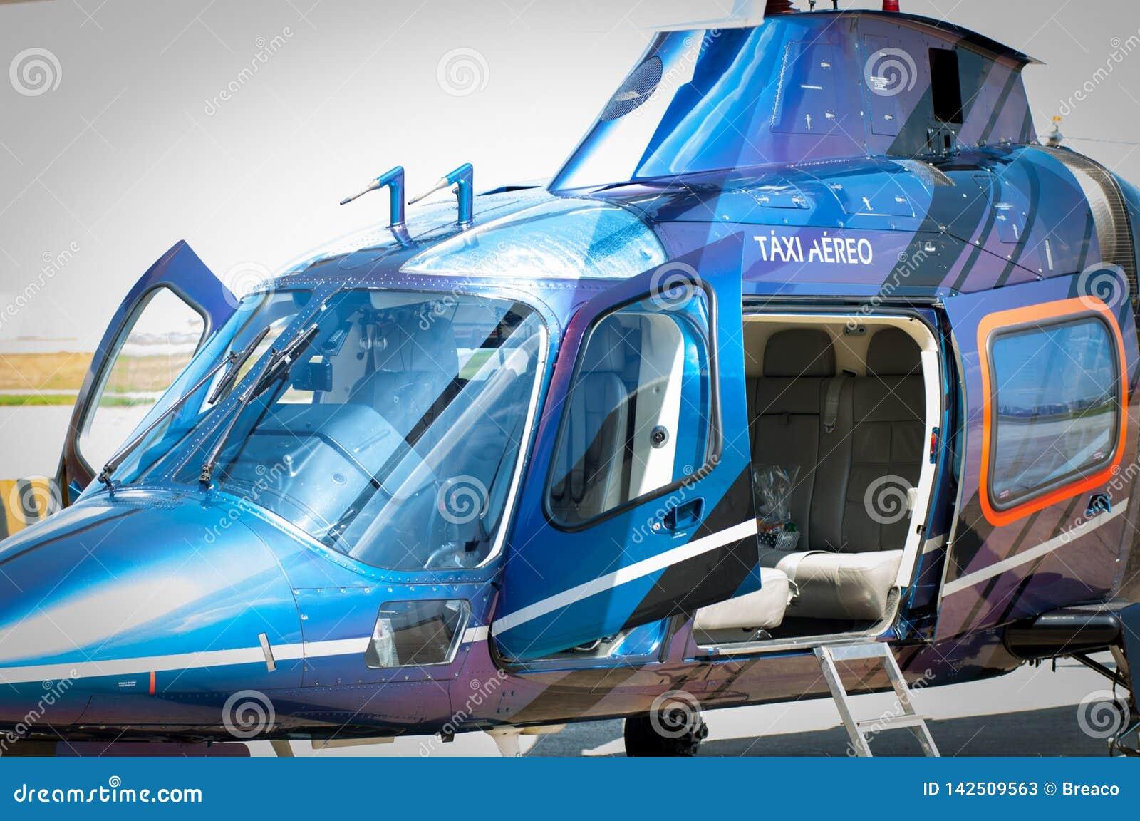 Overflight i flygplats för São Paulo Brazil helikoptercongonhas