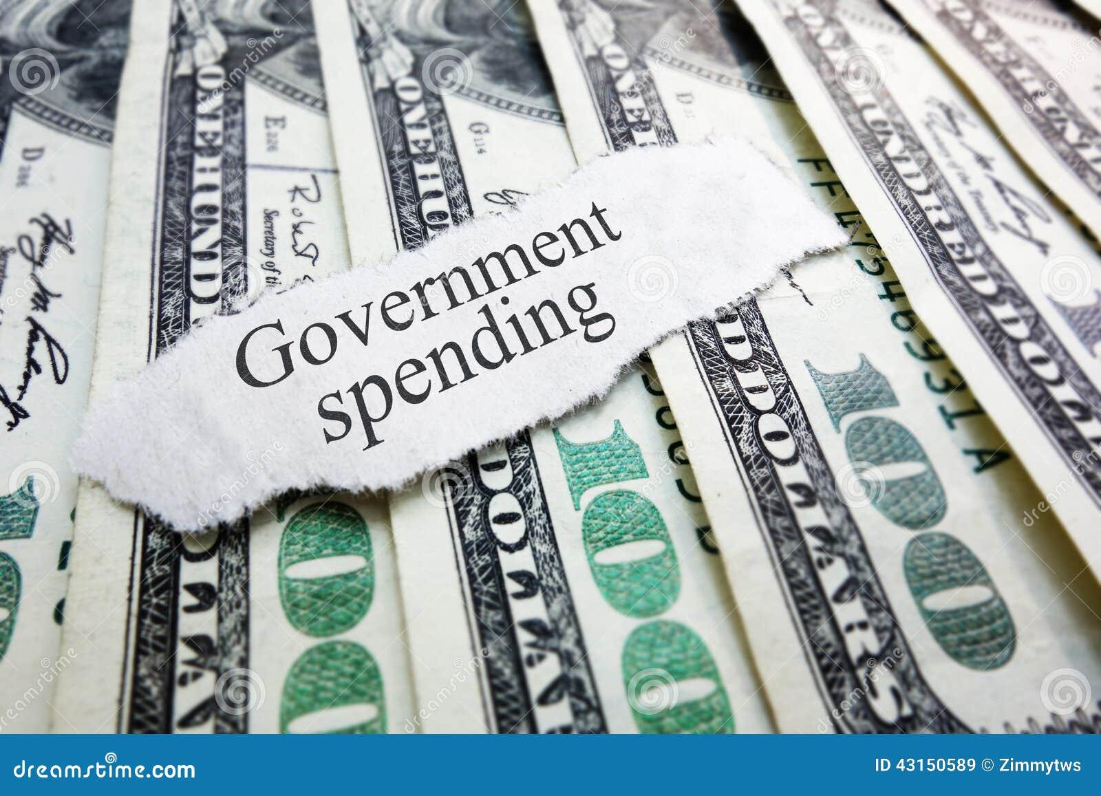 Overheidsuitgaven