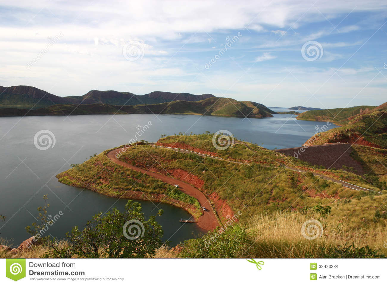 Kununurra Australia  city photo : Overlooking Lake Argle, Kununurra, Western Australia Stock Images ...