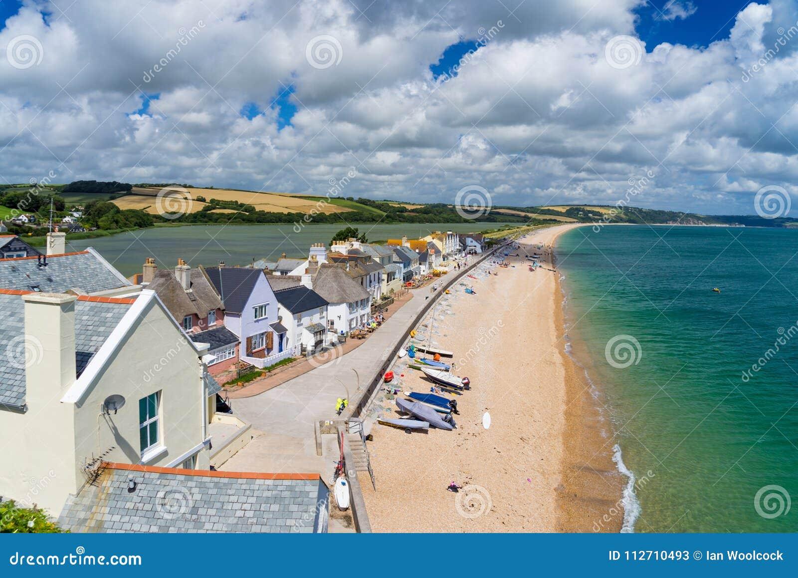 Torcross Devon England UK