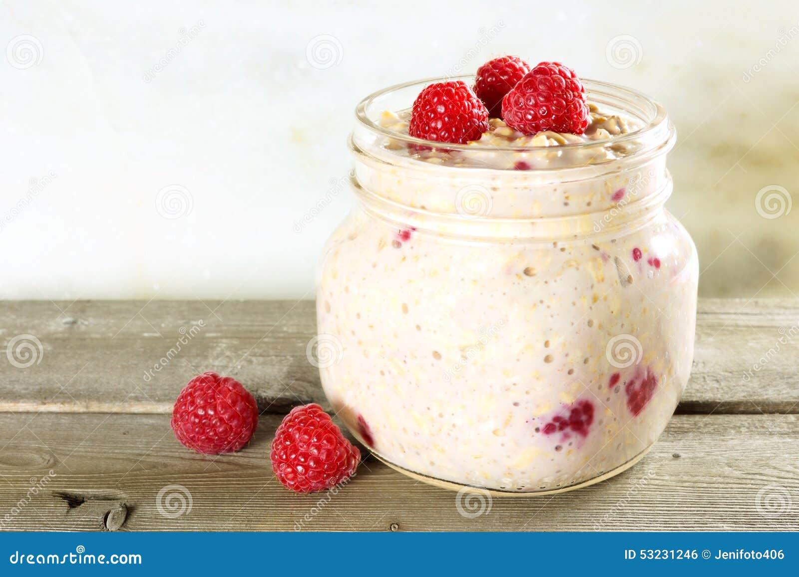 overnight oats svenska