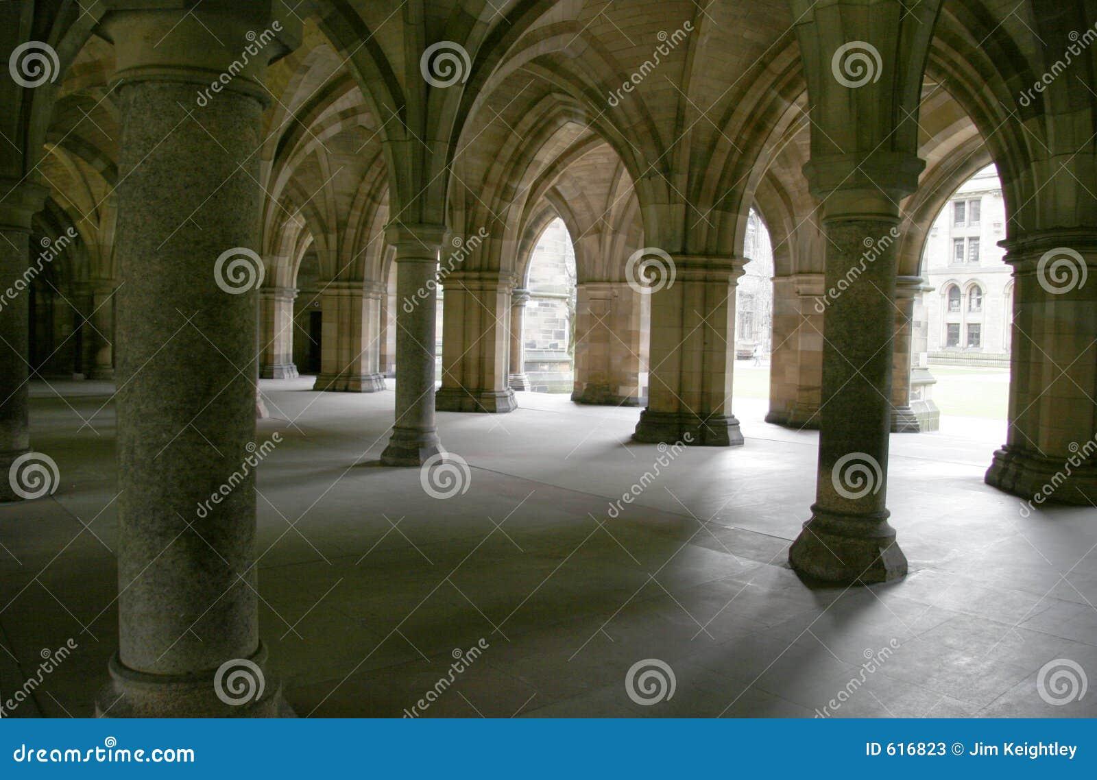 Overspannen Klooster