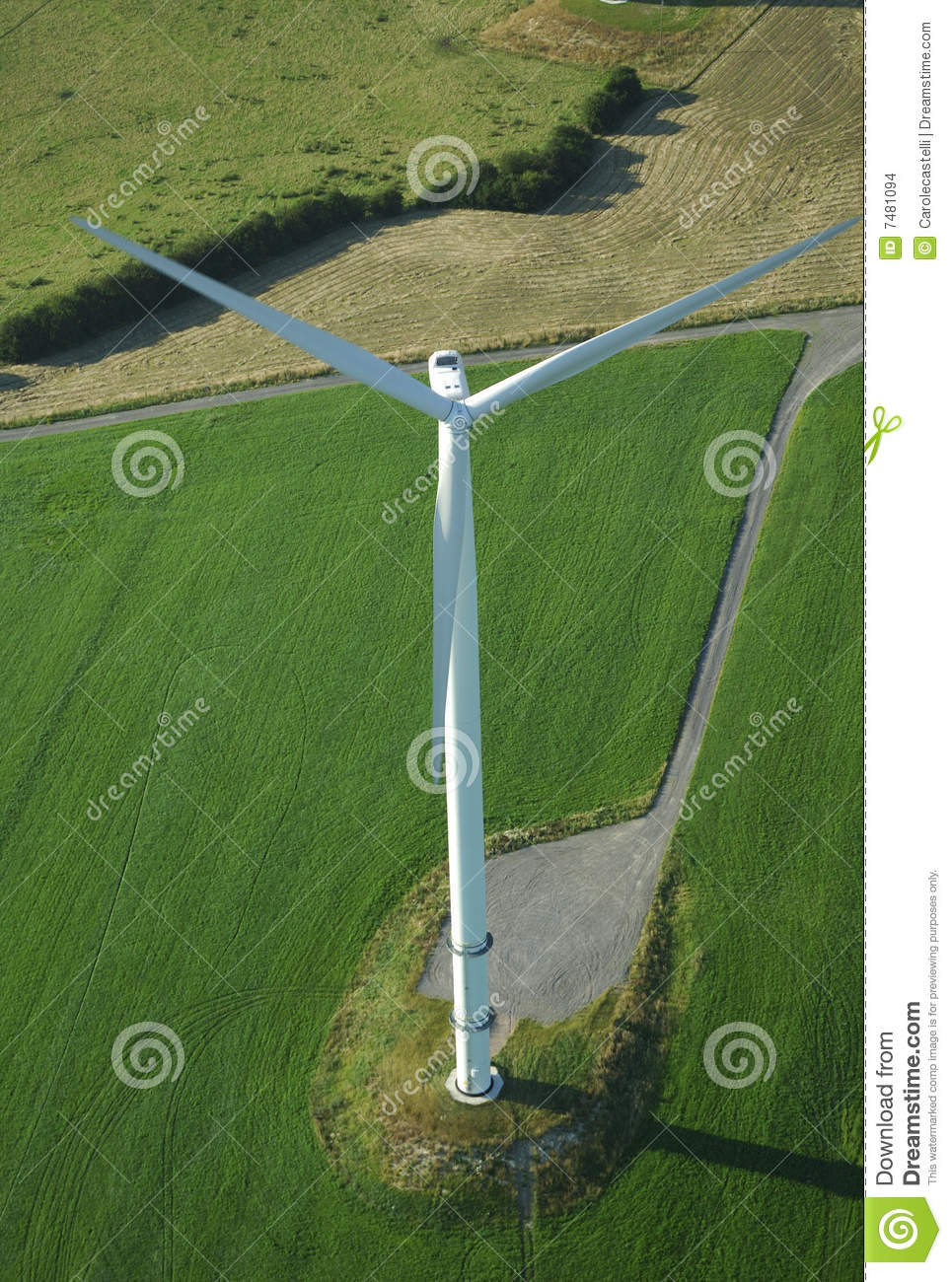 How a Windmill Works