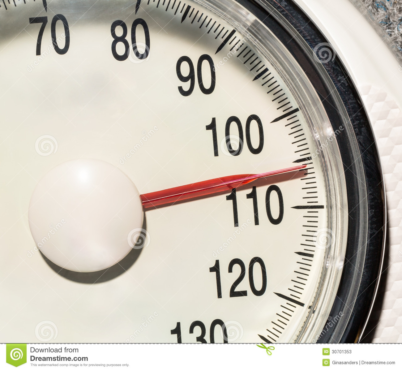 Overweight on scales stock image. Image of heal, calorie ...