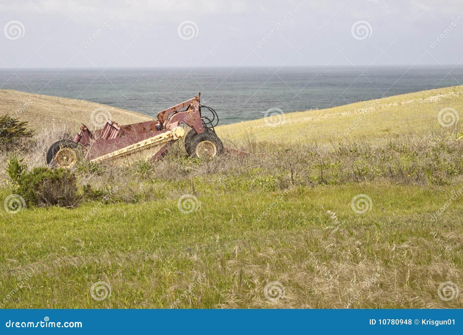 Overwoekerde Landbouwbedrijf & Apparatuur