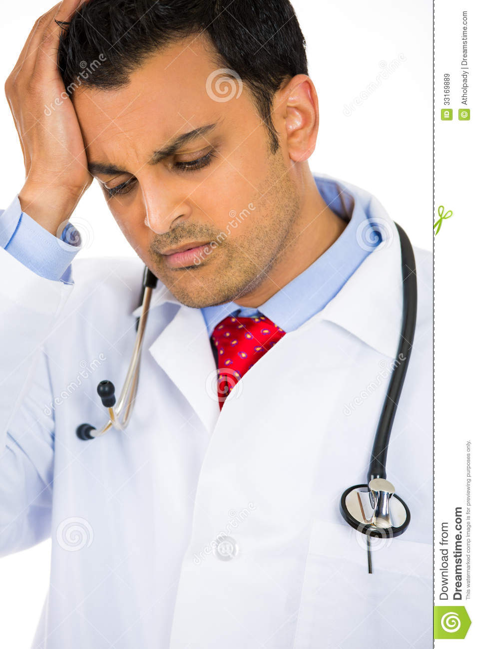 how to help overworked and stressed doctors