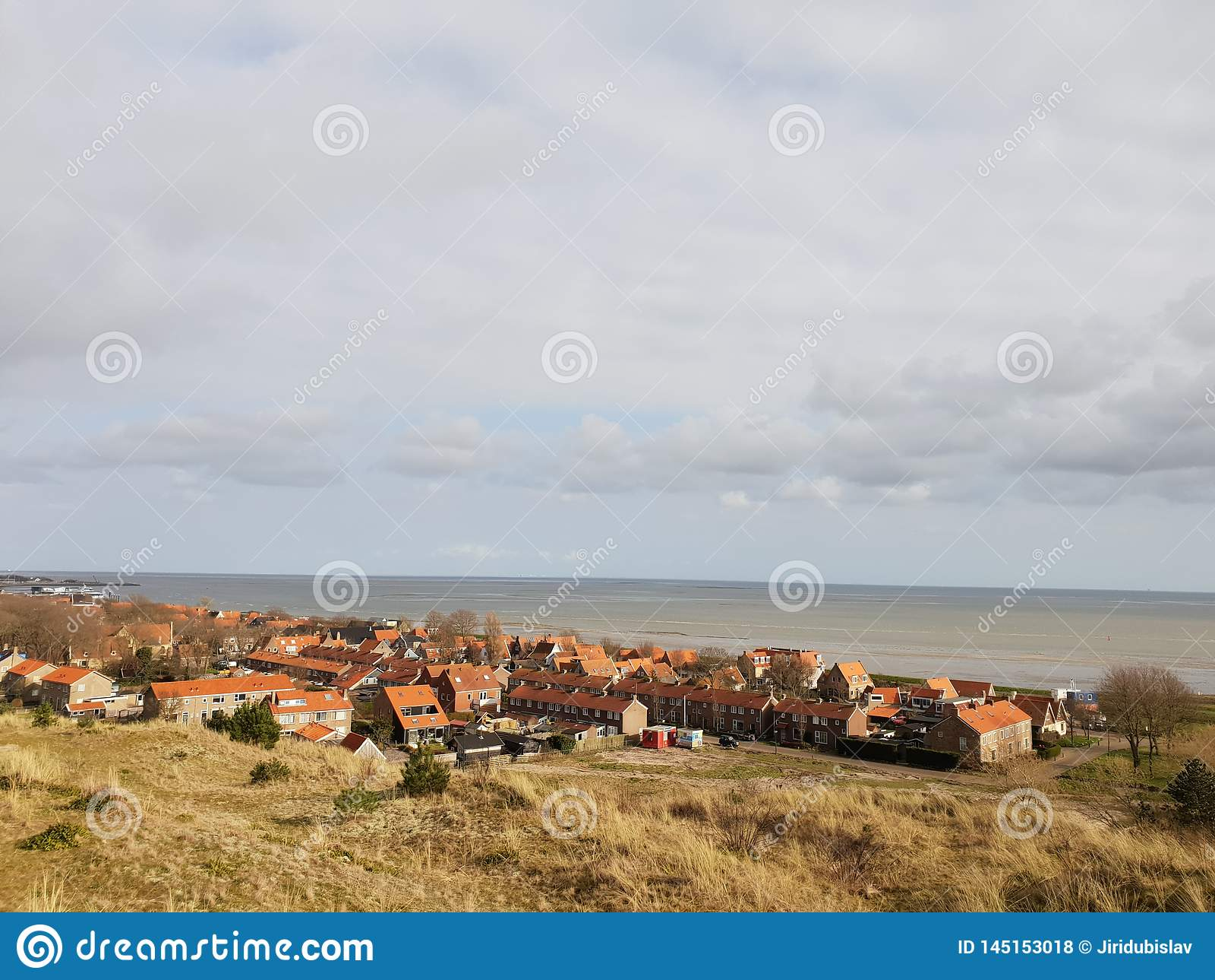 Overzees dorp