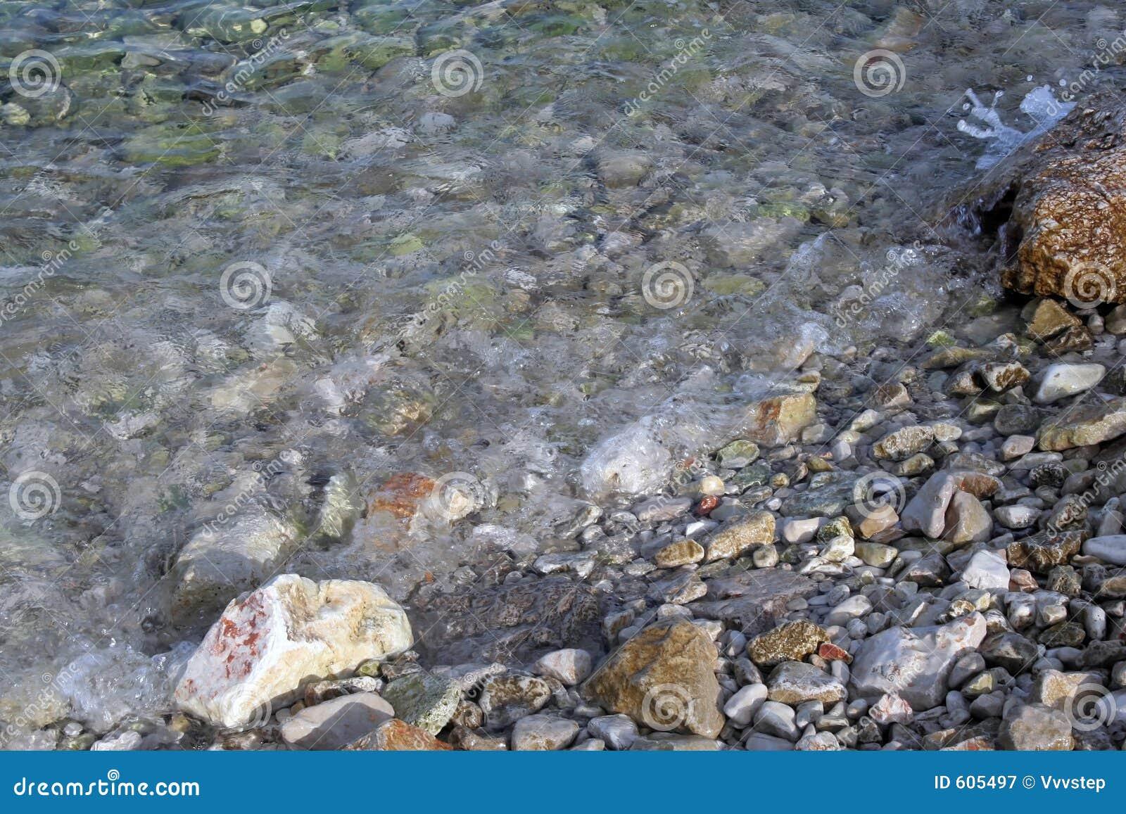 Overzees en rotsen