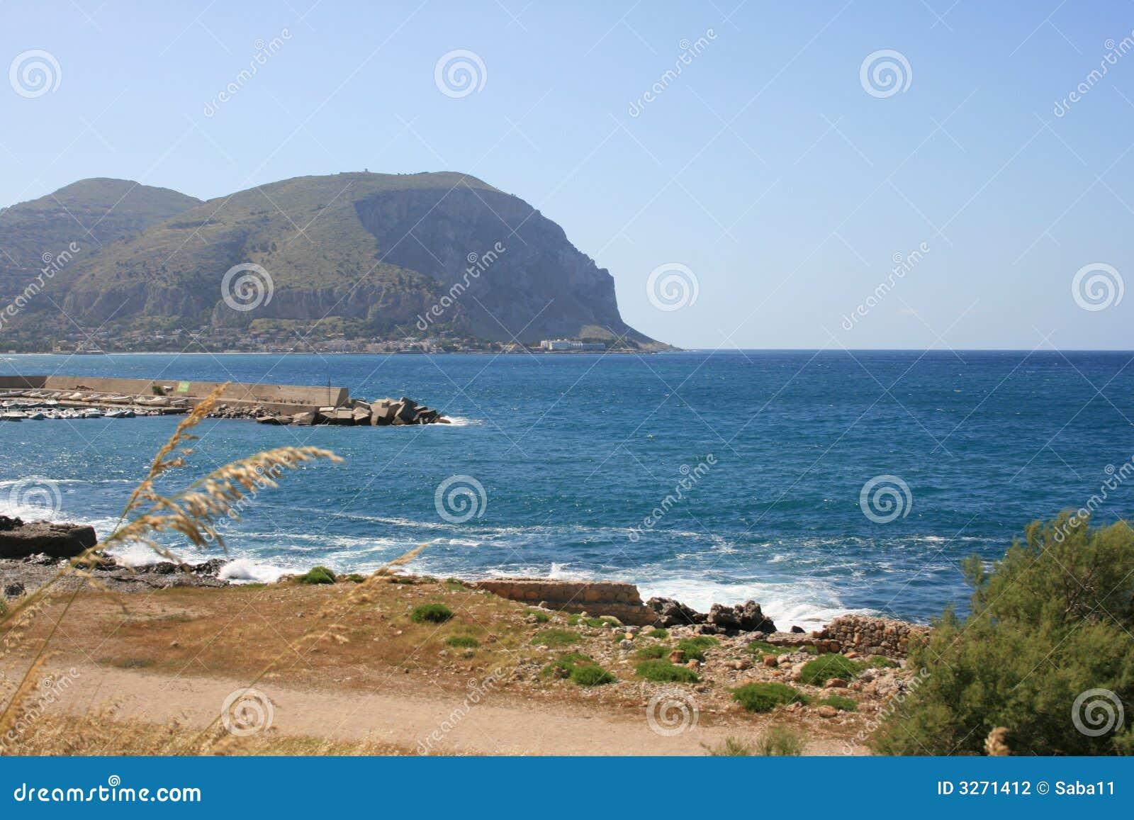 Overzees, kust en onderstellen, Palermo