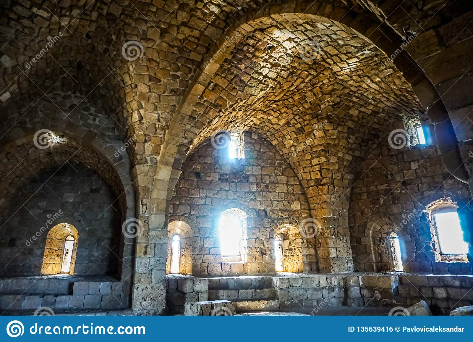 Overzees van Sidonkruisvaarders Kasteel 11