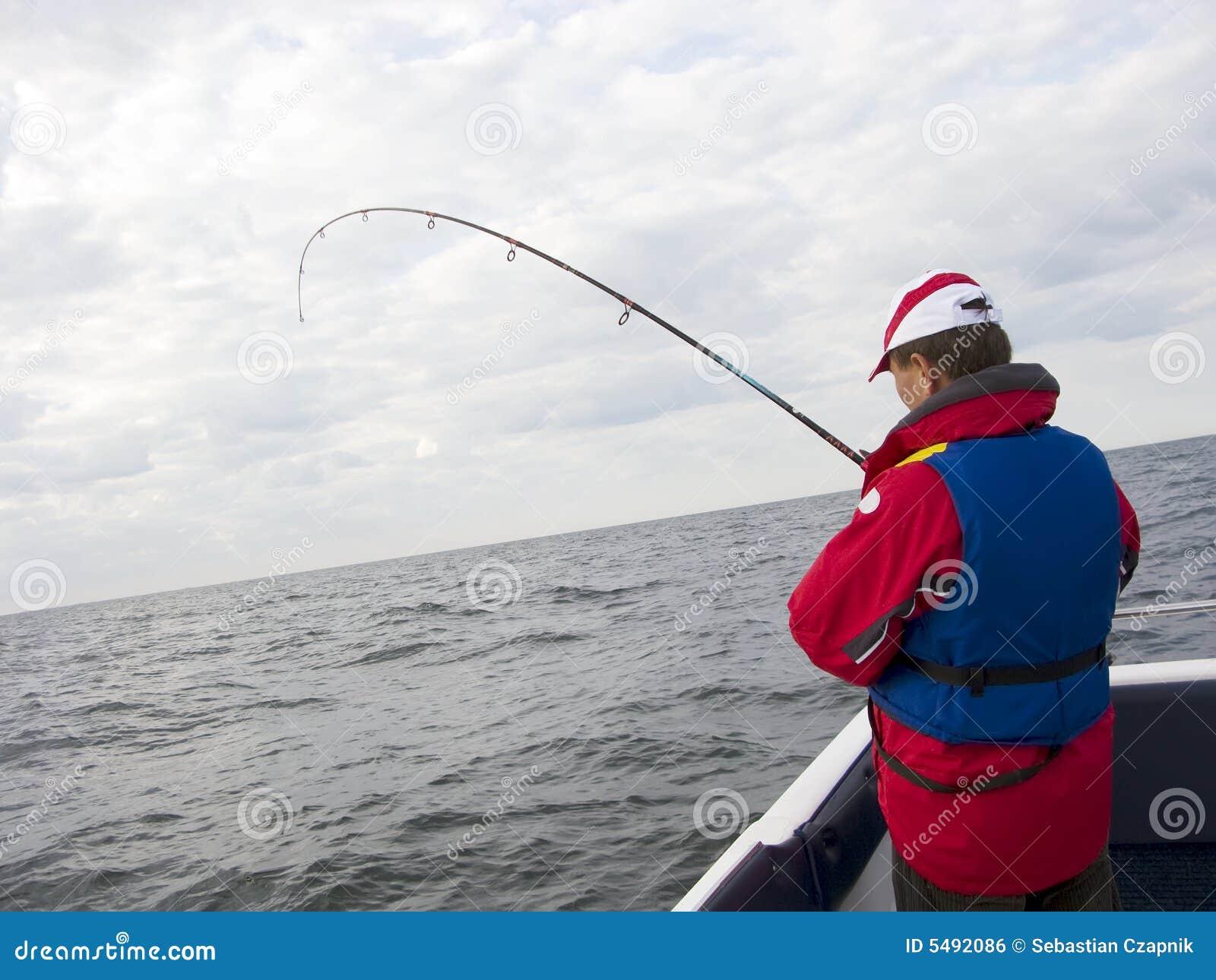 Overzeese visserij.