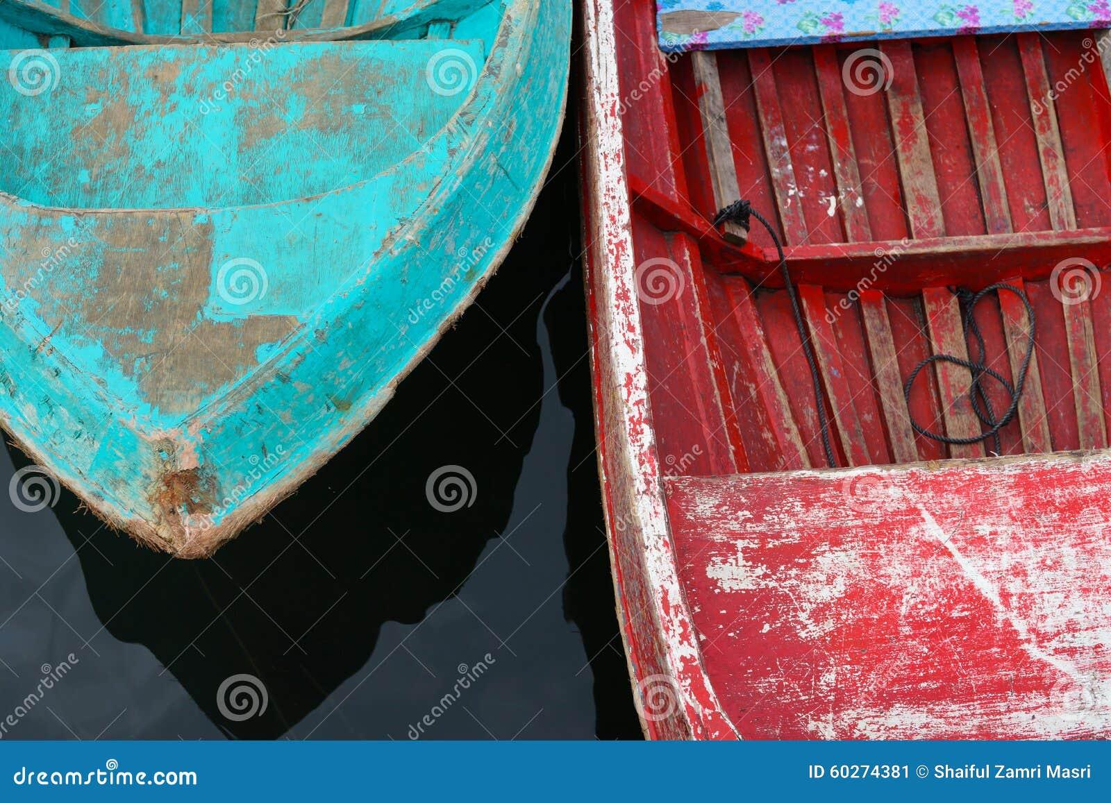 Overzeese zigeunersboot in Sabah
