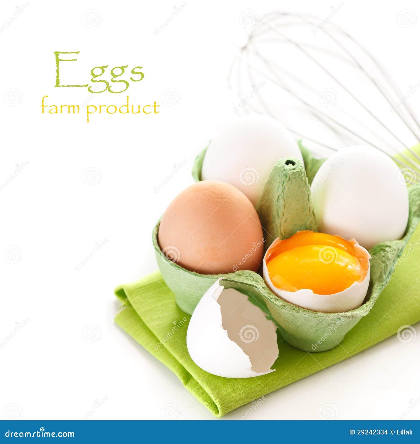 Download Ovos. foto de stock. Imagem de fresco, grupo, cozinhar - 29242334