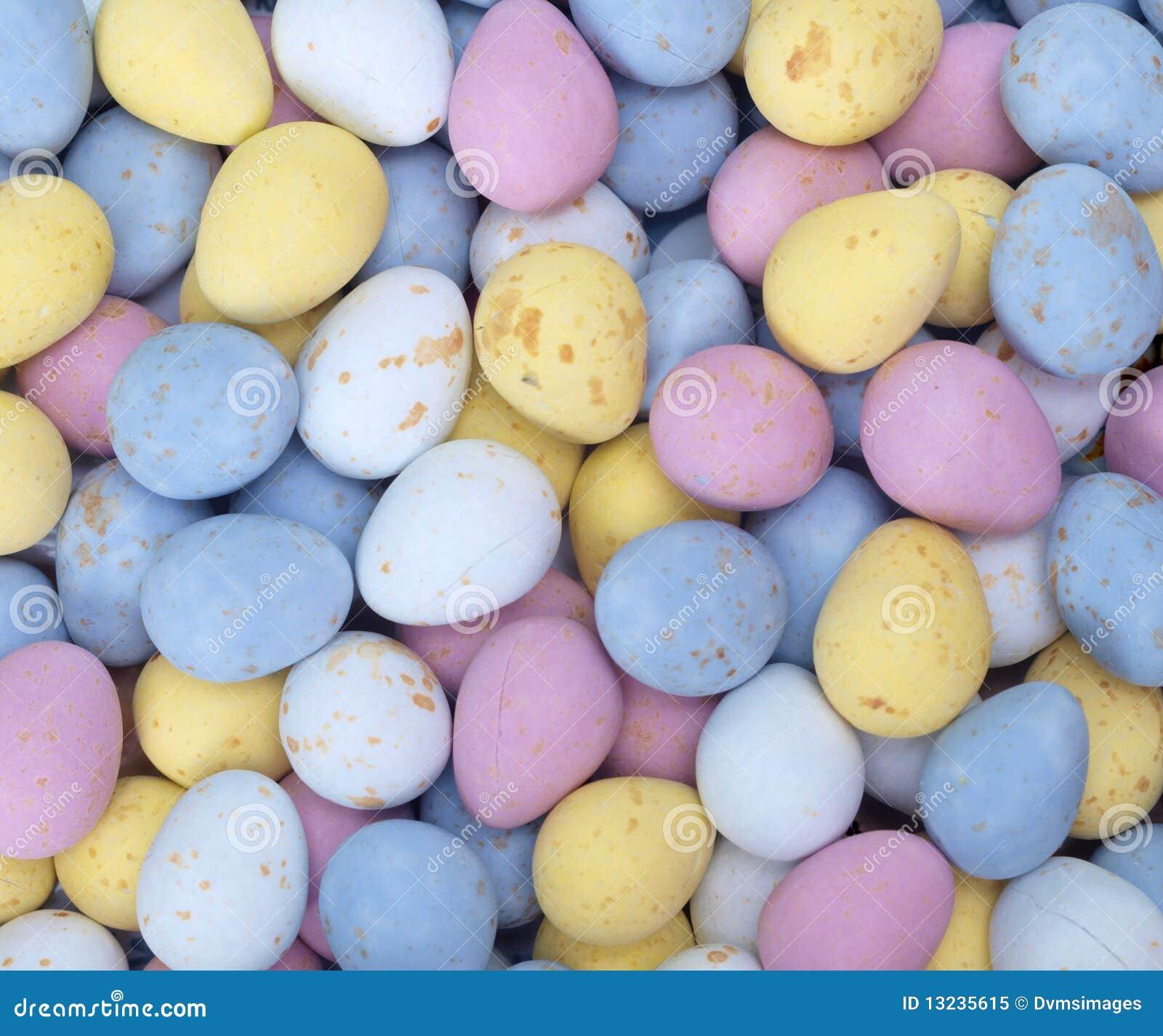 Ovos de Easter pequenos