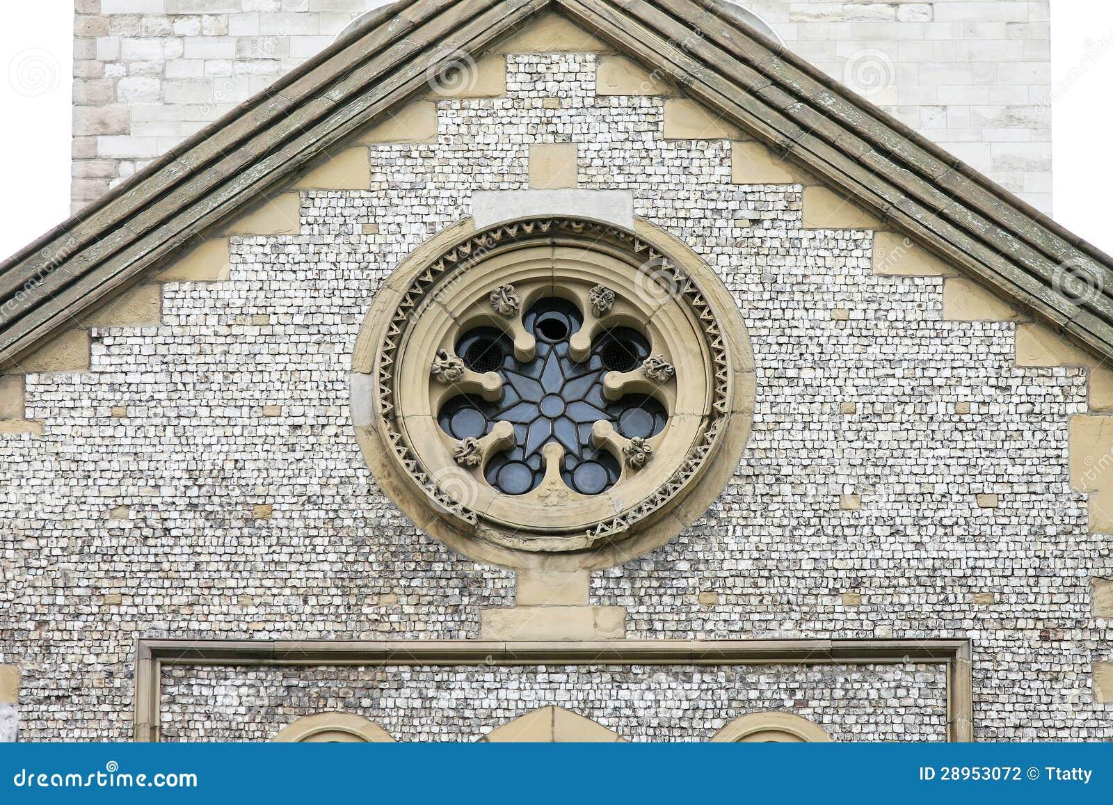 Owal kamienna fasada