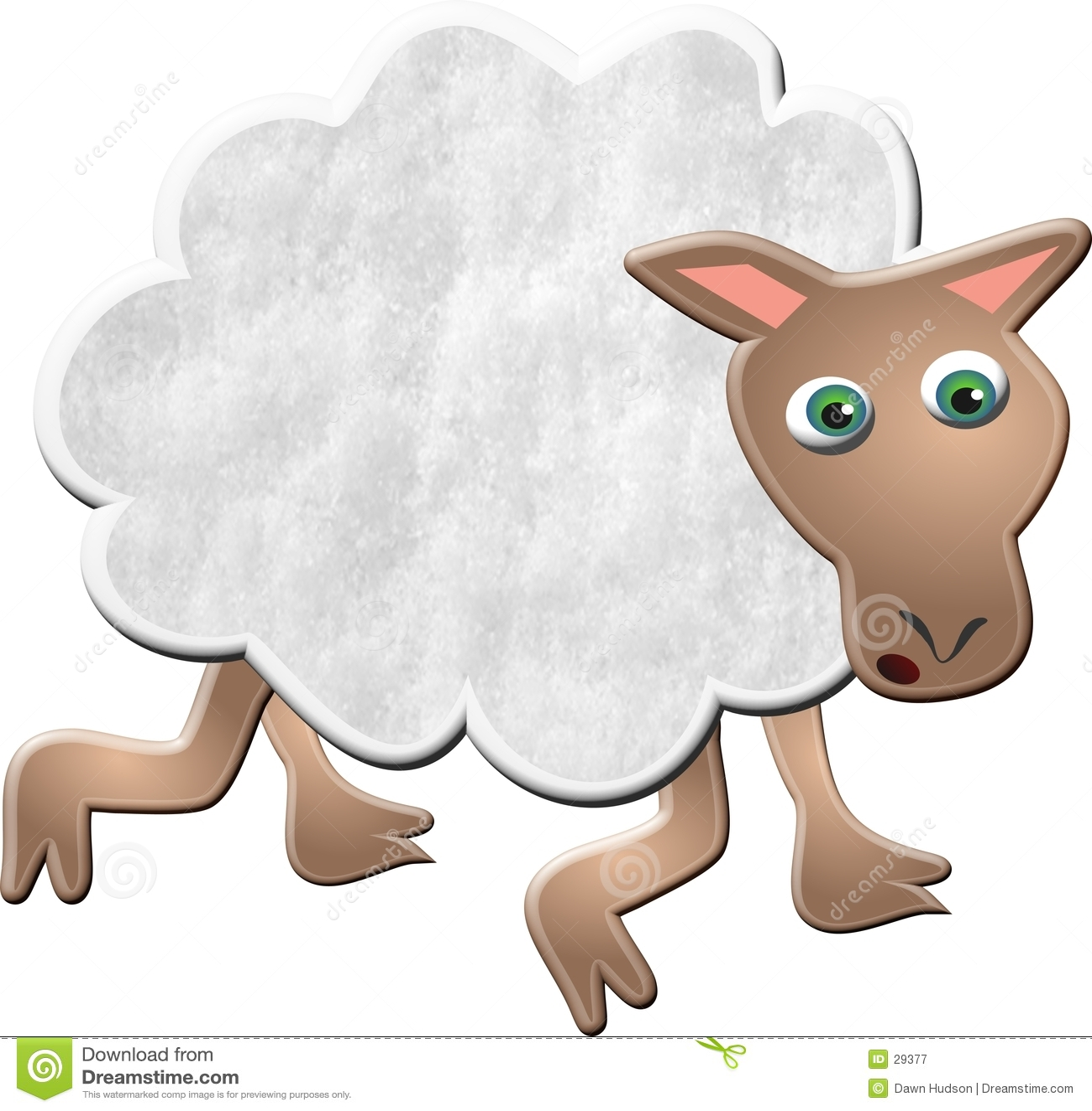 Owce zwełneni